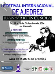 torneo de ajedrez en December