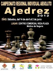 torneo de ajedrez en Abril